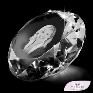 diamant met foto