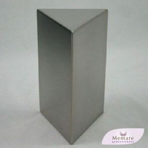 driehoek urn triangle roestvaststaal