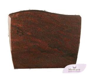 gepolijst grafsteen voor algemeen of urnengraf