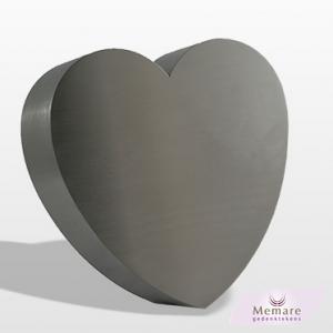 sierurn in de vorm van een hart